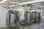 Молочный завод от 100 литров