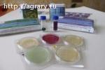 «Петритесты» - микробиологические экспресс-тесты